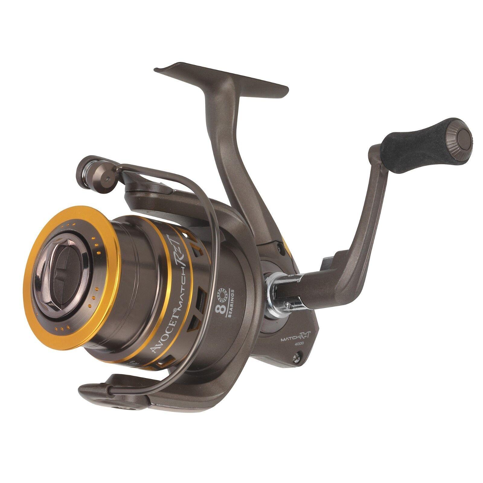NUOVO MITCHELL AVOCET Match per pesca con mulinello FANO 4000 FD  1428053