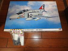 1/48 F-4N ARK ROYAL PHANTOM VMFA-531 + CUTTING EDGE SEAMLESS INTAKES by HASEGAWA