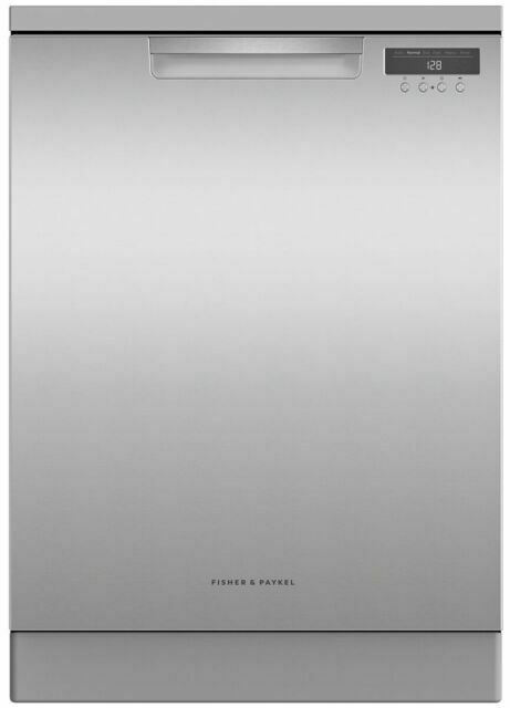 Fisher & Paykel DW60FC1X1 59.7 cm Freestanding Dishwasher
