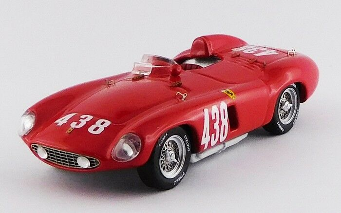 ART MODEL ART375 - Ferrari 118 LM 1er Tour de Sicile 1955 Taruffi  1 43