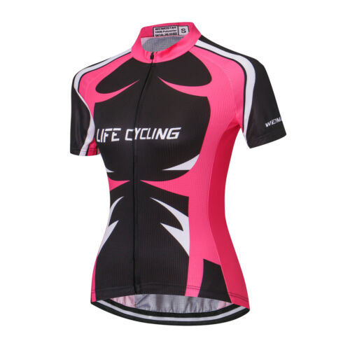 Weimostar New Short Sleeve Cycling Jersey  Bike Jersey Shirt Bicycle Clothing