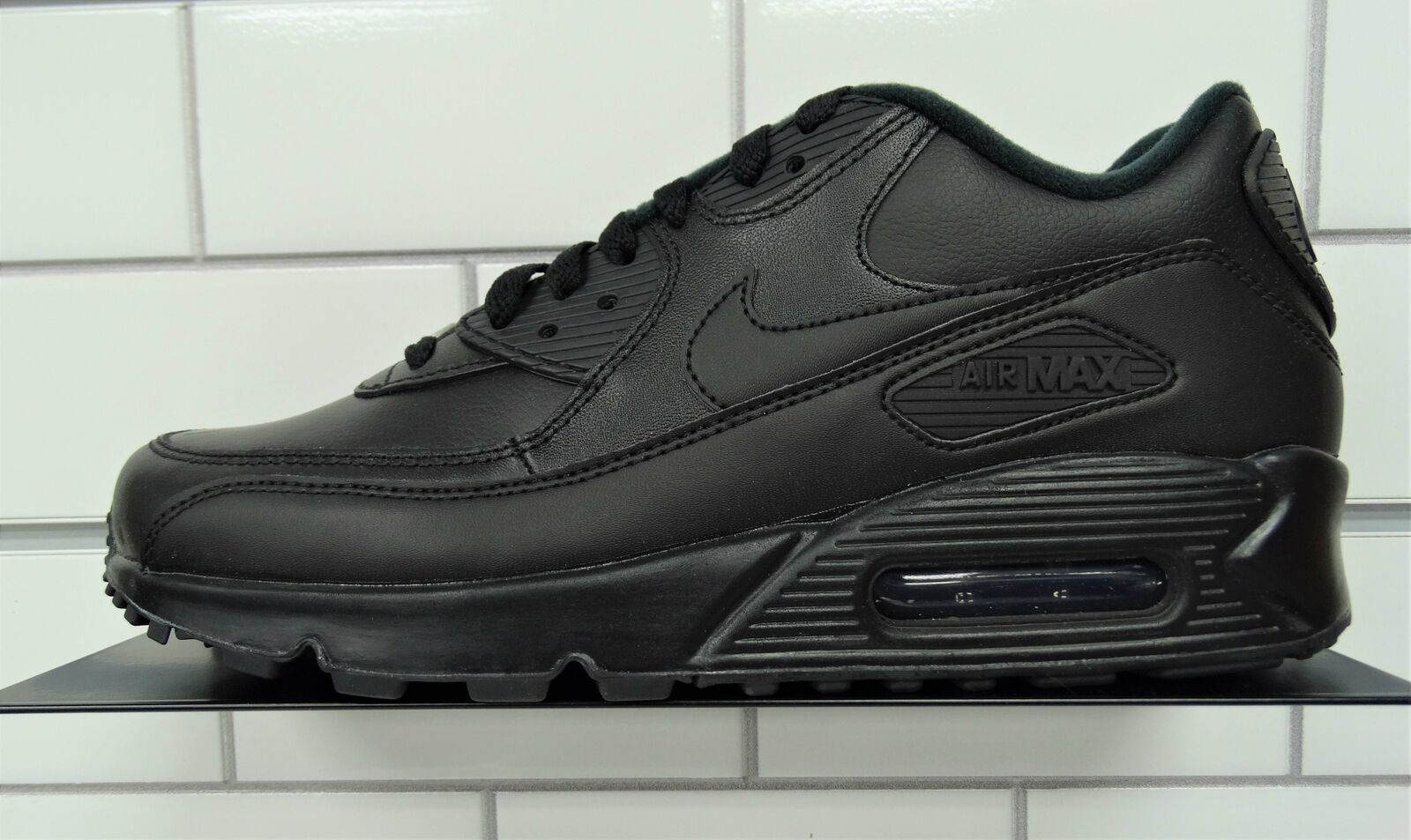 Nike Air Max 90 Leather, Black