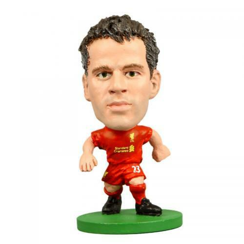 SoccerStarz Figure Liverpool F.C CARRAGHER