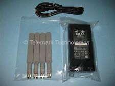 Gray Antenna PoE Kit Cisco Aironet 1850 2600 2700 3600 3700 Series AIR-PWRINJ4