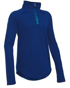 Details about  /Under Armour blue top NWT girls/' S YSM small 7 8