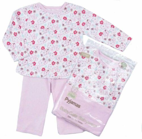 Baby Pyjama Sets Baby Boys  and Baby Girls 100/% Cotton Made for Comfort