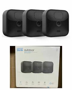 Blink XT Outdoor HD Security Camera System 3 Camera Kit - 3rd Gen 2020 SHIP NOW!
