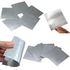 5-typ-Hohe-Reinheit-99-9-Reine-Zinkblech-fuer-Wissenschaft-Labor-Zinkplatte-Neu