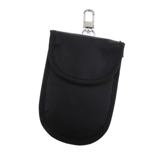Bolsa de bloqueo de señal RFID Bolsa antirrobo Bolsillo bloqueador FOB para