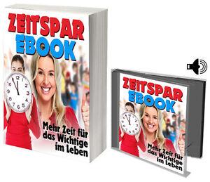 ZEITSPAR-EBOOK-Ratgeber-Lebensfuehrung-eBook-PDF-und-Hoerbuch-deutsch