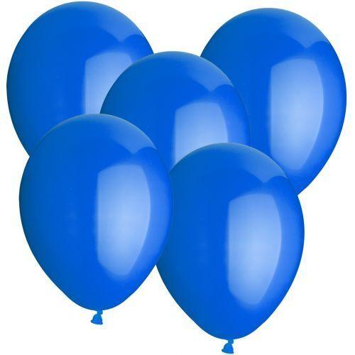 Rundballons ø 30cm Blau Luftballons
