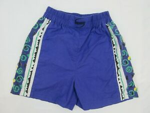 Vintage-Mens-Board-Short-Shorts-Size-M-Beach-90s-Bright-Loud-Surfing-Mambo