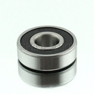 100 Pcs Premium 6304 2RS ABEC3 Rubber Sealed Deep Groove Ball Bearing 20x52x15mm