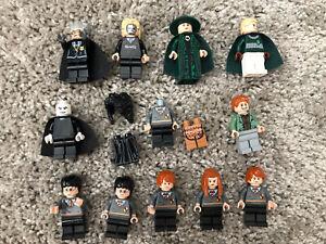 Harry Potter 8 Minifigure Lot US Seller