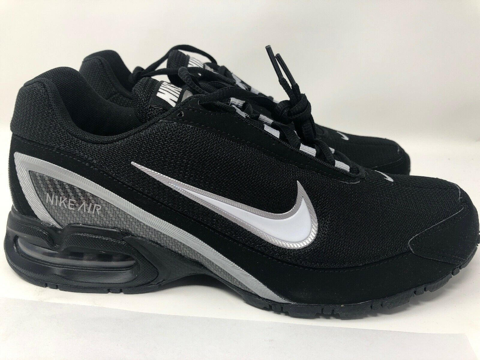separation shoes 449fd c6cfb Nike Air Max Max Max Torch 3 Black White 319116-011 Running shoes Men s Size