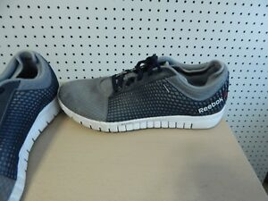 e2112537bd9a Mens Reebok Nanoweb Running Shoes - black gray- size 10.5 -  023501 ...