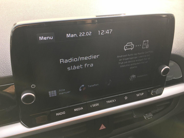 Kia Picanto 1,0 Upgrade AMT - billede 11