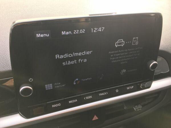 Kia Picanto 1,0 Upgrade AMT billede 11