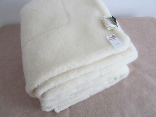 Duvet Turned Blanket Indian New Wool Blanket Bedspread Plaid Merino Wool 100/%
