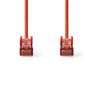 NEDIS-Cat-6-S-FTP-Cable-De-Red-RJ45-Macho-a-Macho-RJ45-7-5m-Color-Rojo-CCGP-85221RD75