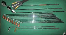 *Complete Mens Golf Club Sets* TaylorMade--Titleist--Mizuno *Top Quality Sets*