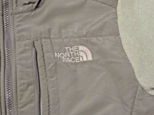 Sz North Blue Fleece The Kvinders Denali Face Jakke Xs Ice vn845wPx