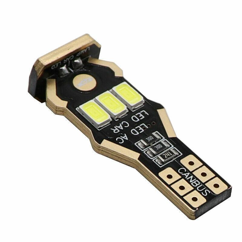 T15 LED 5730 9SMD Canbus Error Free Bulb W16W 921 912 C