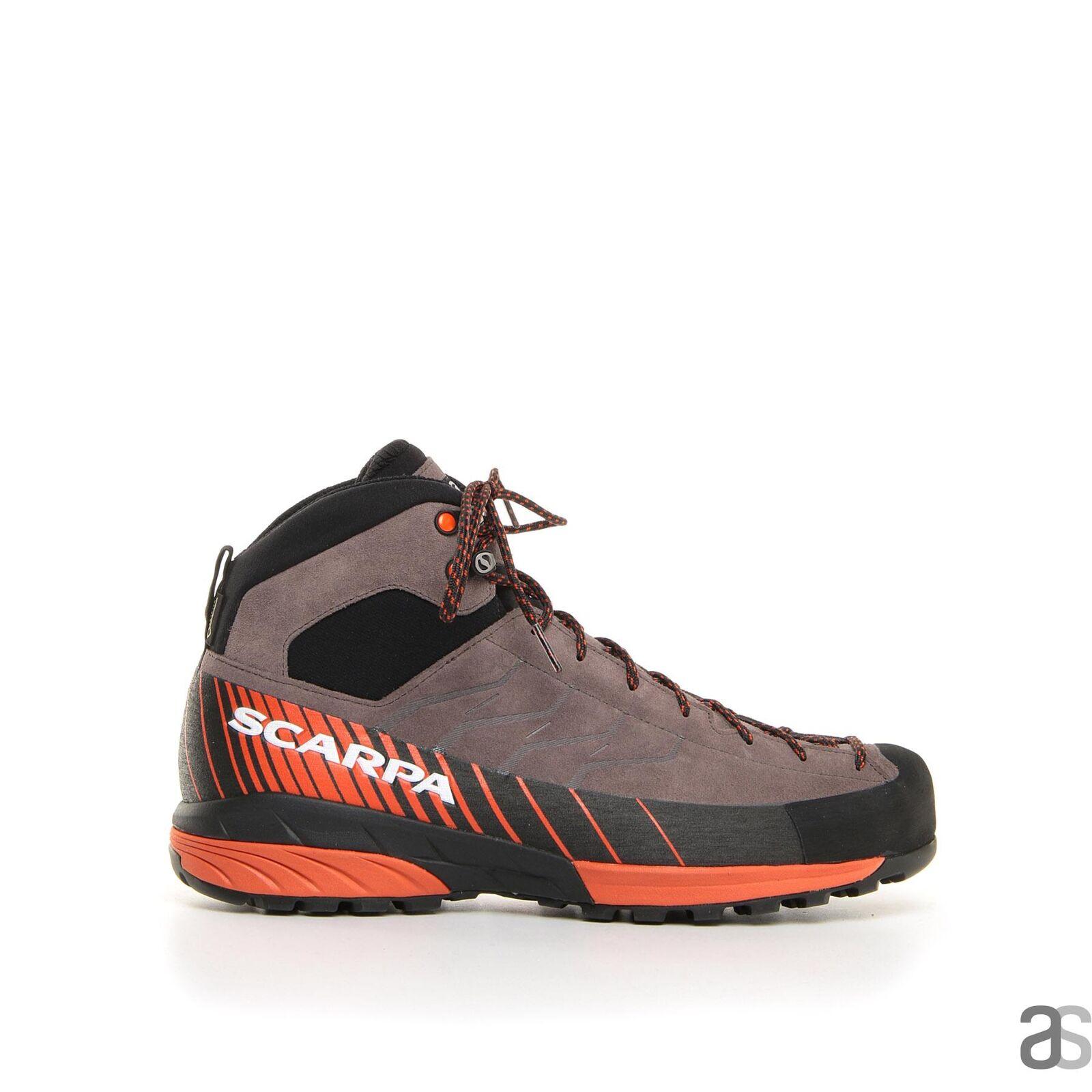 SCARPA MESCALITO MID GTX shoes RANDO HOMME 72095 CHARCOAL