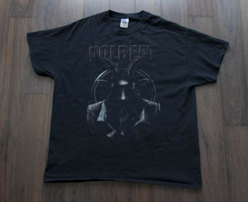 ** Volbeat T Shirt  2015 Tour Size XL *F0209a3