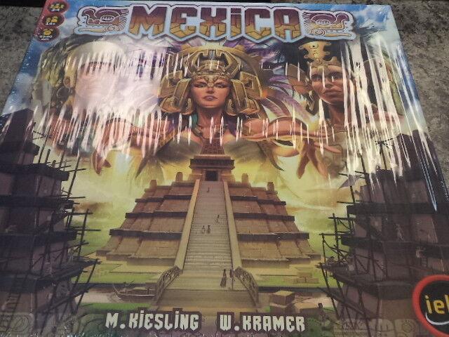 Mexica - Iello Iello Iello Games Board Game New 1e3fa3