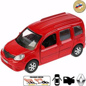 RENAULT-Kangoo-Diecast-Auto-Modello-in-metallo-GIOCATTOLO-DIE-CAST-CARS