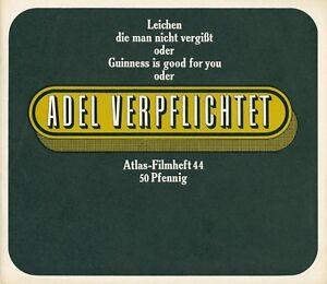 Adel-verpflichtet-ORIGINAL-Presseheft-Sir-Alec-Guinness