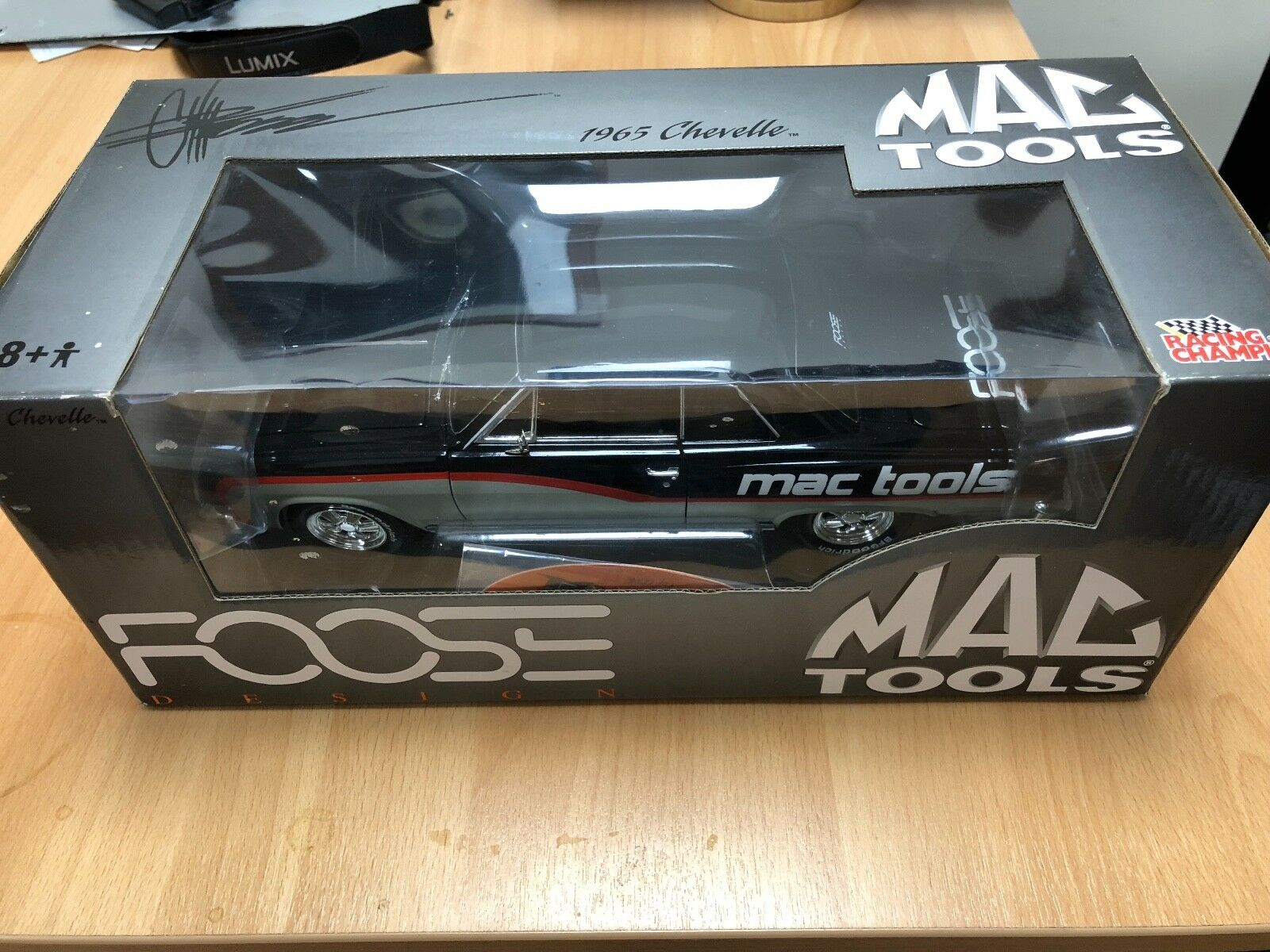 Mac Tools Foose Design 1965 Chevelle Scale Model