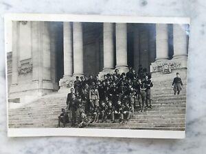 VECCHIA FOTOGRAFIA FASCISMO FASCISTA OLD PHOTOGRAPH