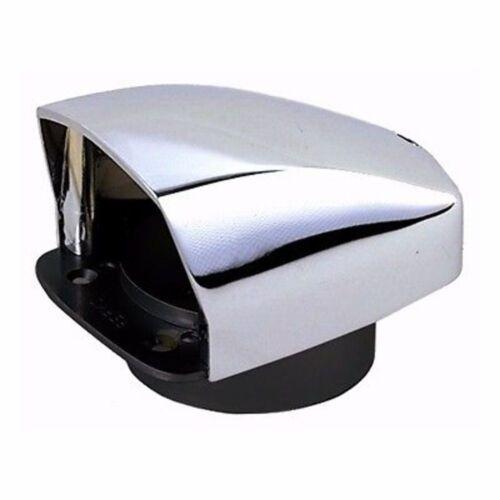 870 Cowl Vent w//Collar Chrome  Plated Zinc 0870 DP0 CHR Marine MD Perko Fig