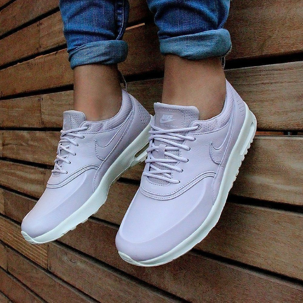 WOMENS NIKE AIR MAX THEA PINNACLE SIZE 4.5 EUR EUR EUR 38 (839611 500) VENICE purple 8809f4