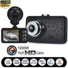 1080P HD COCHE DVR IR visión nocturna Videocámara Cámara Para Tablero sensor G