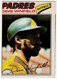 1977-DAVE-WINFIELD-SAN-DIEGO-PADRES-OPC-O-PEE-CHEE-BASEBALL-CARD-156