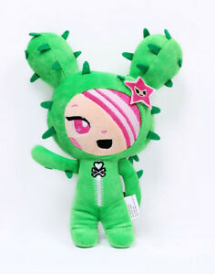 Tokidoki Cactus Sandy 10 Quot Plush Doll Official Licensed