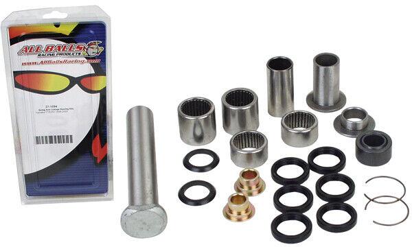All Balls 29-5005 Lower Rear Shock Bearing Kit All Balls Racing
