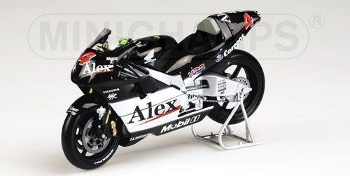 Honda MotoGP 2002 Team West A. Barros 1 12 12 12 Model MINICHAMPS ec4bb1