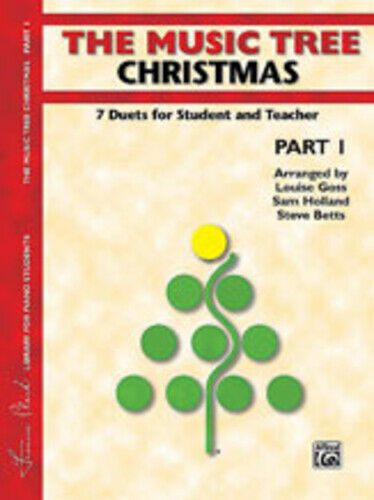The Music Tree: Christmas, Part 1 Piano Book 26195