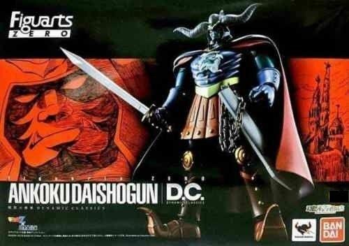 Figura Mazinger Z - General noir Ankoku Daishogun