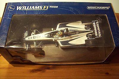 1/18 Williams Fw22 Ralf Schumacher 2000-mostra Il Titolo Originale Diversificato Nell'Imballaggio