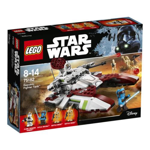 1 von 1 - LEGO Star Wars Republic Fighter Tank (75182)