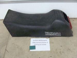 Exciter II 87-93 Yamaha Phazer II 1990-99 Venture 92-93 Custom made seat cover