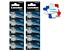 miniatuur 2 - CAMELION Piles Bouton Lithium 3V CR 2032 - Date 2027