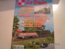 ** Le Train n°259 Roco T2M / 2D2 5500 Hornby Jouef / BB 25245 Roco T2M