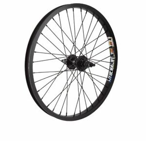 New 20 x 1.75 Rear Alloy Bicycle Wheel Black Ops 9 Tooth 36 Spoke DM30