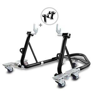 Moto-maniobras-soporte-de-montaje-atras-constands-empresas-de-mudanzas-universal-negro